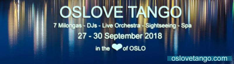 Oslove Tango Weekend