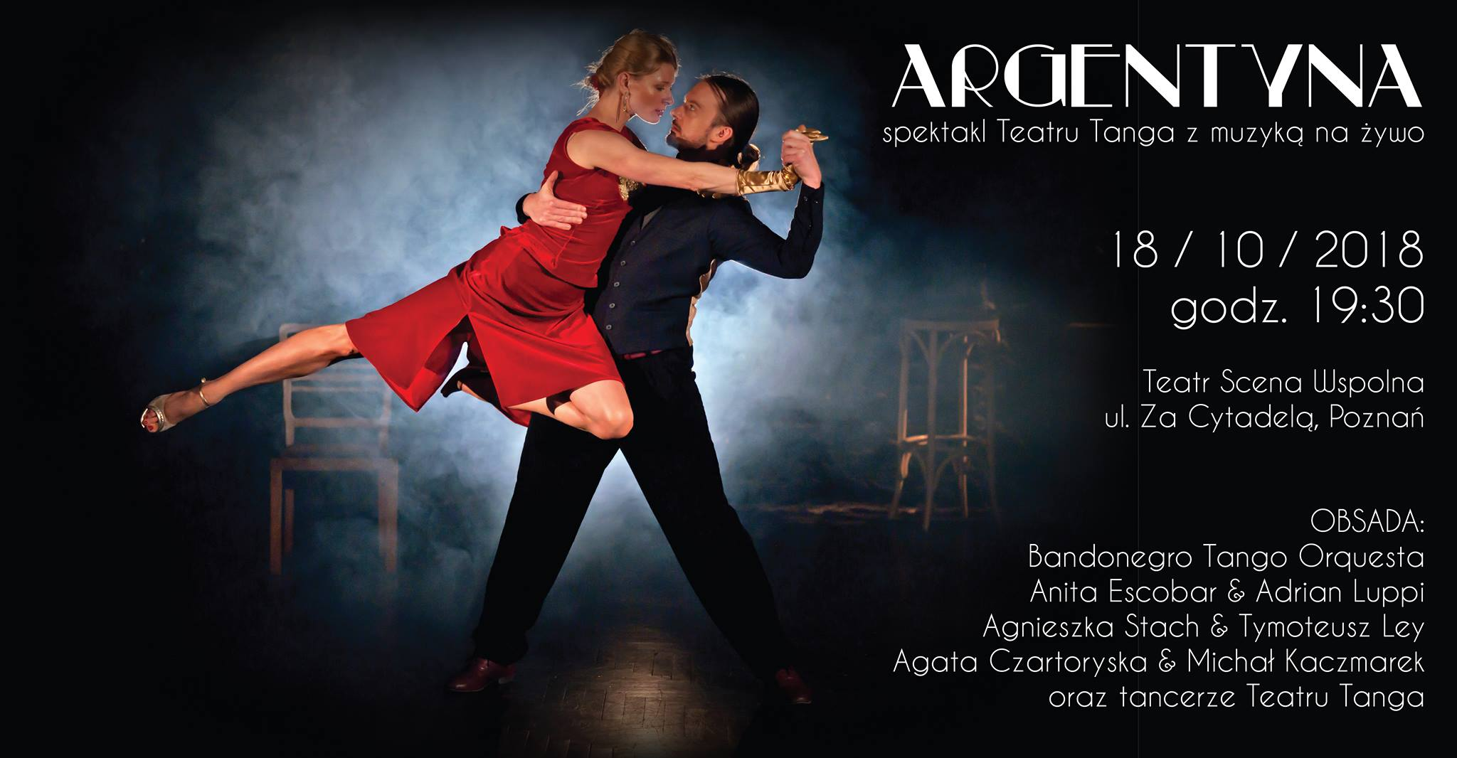 Argentyna Tango Live Show