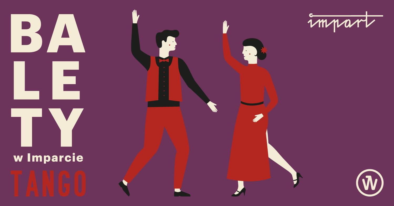 Tanze in Impart: Tango