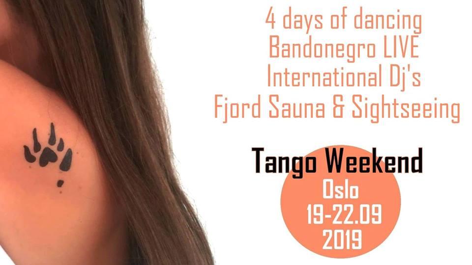 Oslove Tango 2019