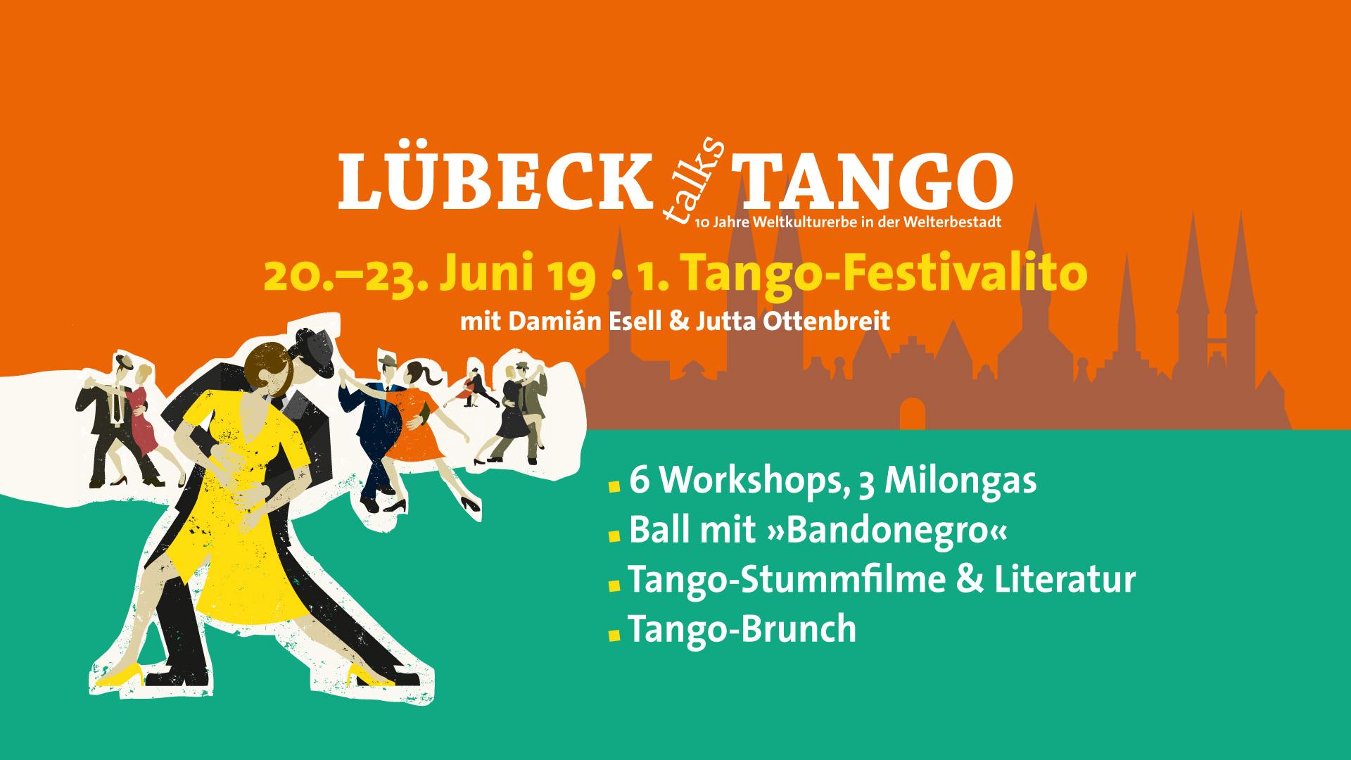 Tango Ball Lübeck
